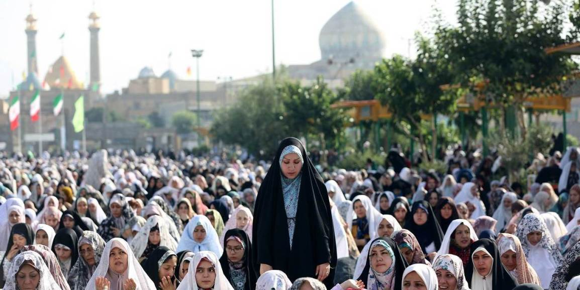 """""""The Political Decline of Religion in the Middle East"""" by ShlomoBen-Ami."""
