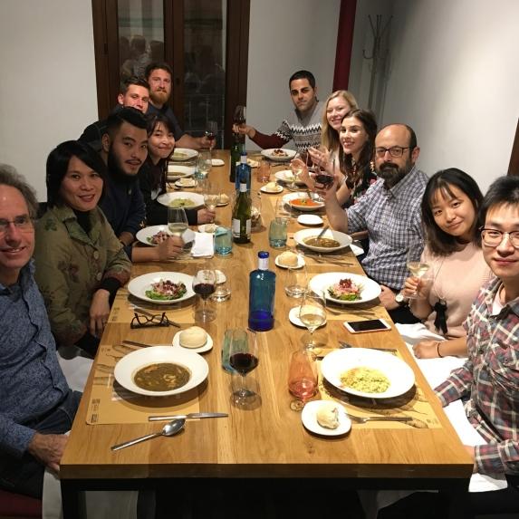 Salamanca social life