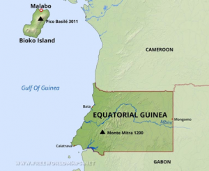 """Murder in Equatorial Guinea:   A Foreign Service Urban Legend"", by Mark Asquino."